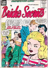 Cover Thumbnail for Bride's Secrets (Farrell, 1954 series) #11