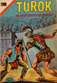 Cover Thumbnail for Turok (Editorial Novaro, 1969 series) #20