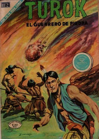 Cover Thumbnail for Turok (Editorial Novaro, 1969 series) #22
