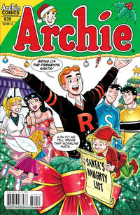 Cover for Archie (Archie, 1959 series) #639