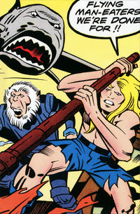 Cover Thumbnail for Kamandi, the Last Boy on Earth by Jack Kirby (DC, 2011 series) #2