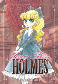 Cover Thumbnail for Young Miss Holmes Casebook (Seven Seas Entertainment, 2012 series) #1-2