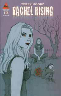 Cover Thumbnail for Rachel Rising (Abstract Studio, 2011 series) #13
