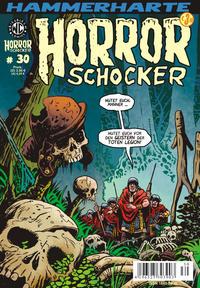 Cover Thumbnail for Horrorschocker (Weissblech Comics, 2004 series) #30