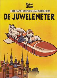 Cover Thumbnail for De avonturen van Nero en Cº (Het Volk, 1961 series) #48 - De juweleneter