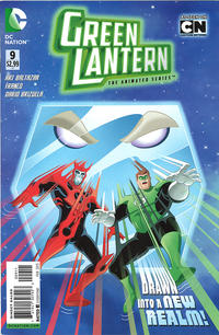 Cover Thumbnail for Green Lantern: The Animated Series (DC, 2012 series) #9