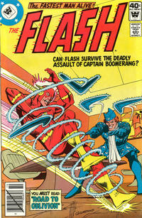 Cover Thumbnail for The Flash (DC, 1959 series) #278 [Whitman Variant]