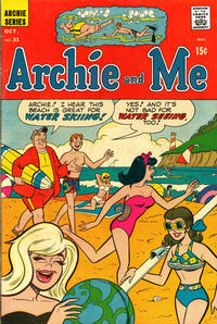 Cover Thumbnail for Archie and Me (Archie, 1964 series) #31