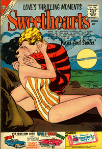 Cover Thumbnail for Sweethearts (Charlton, 1954 series) #56