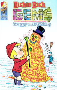 Cover Thumbnail for Richie Rich Gems Winter Special (Ape Entertainment, 2011 series)