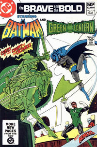 Cover Thumbnail for The Brave and the Bold (DC, 1955 series) #174 [Direct]