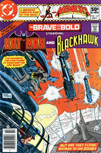 Cover Thumbnail for The Brave and the Bold (DC, 1955 series) #167 [Newsstand]