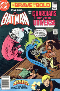 Cover for The Brave and the Bold (DC, 1955 series) #173 [Newsstand]