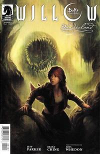 Cover Thumbnail for Willow (Dark Horse, 2012 series) #1 [Megan Lara Alternate Cover]