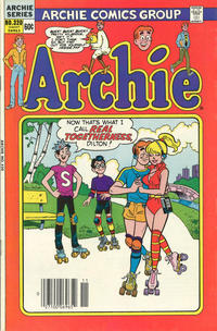 Cover Thumbnail for Archie (Archie, 1959 series) #320