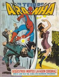 Cover Thumbnail for A Teia do Aranha (Editora Abril, 1989 series) #3