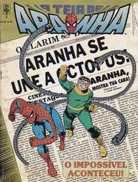 Cover Thumbnail for A Teia do Aranha (Editora Abril, 1989 series) #2