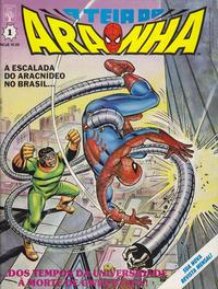 Cover Thumbnail for A Teia do Aranha (Editora Abril, 1989 series) #1