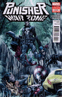 Cover Thumbnail for Punisher: War Zone (Marvel, 2012 series) #4