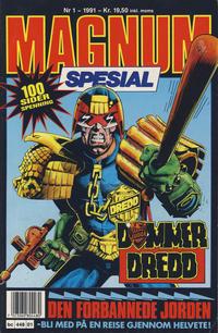 Cover Thumbnail for Magnum Spesial (Bladkompaniet / Schibsted, 1988 series) #1/1991