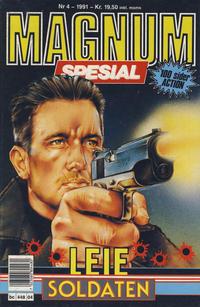 Cover Thumbnail for Magnum Spesial (Bladkompaniet / Schibsted, 1988 series) #4/1991