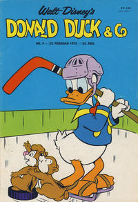 Cover Thumbnail for Donald Duck & Co (Hjemmet / Egmont, 1948 series) #9/1972