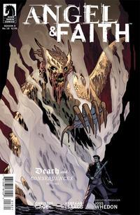 Cover Thumbnail for Angel & Faith (Dark Horse, 2011 series) #18 [Rebekah Isaacs Alternate Cover]