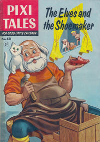 Cover Thumbnail for Pixi Tales (Thorpe & Porter, 1959 series) #60