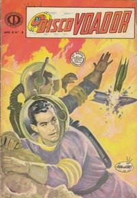 Cover Thumbnail for Disco Voador (Orbis, 1954 series) #8