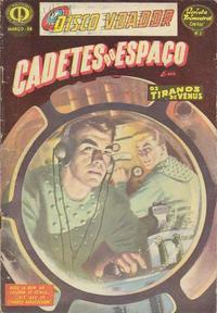 Cover Thumbnail for Disco Voador (Orbis, 1954 series) #2