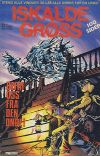 Cover Thumbnail for Iskalde Grøss (Semic, 1982 series) #2/1983