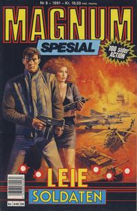 Cover Thumbnail for Magnum Spesial (Bladkompaniet / Schibsted, 1988 series) #8/1991