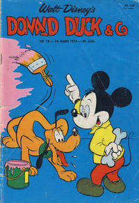 Cover Thumbnail for Donald Duck & Co (Hjemmet / Egmont, 1948 series) #12/1972
