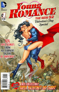 Cover Thumbnail for Young Romance: The New 52 Valentine's Day Special (DC, 2013 series) #1