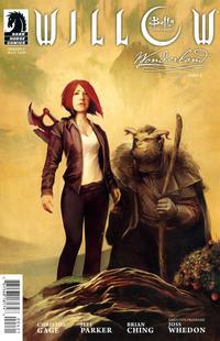 Cover Thumbnail for Willow (Dark Horse, 2012 series) #4 [Megan Lara Alternate Cover]