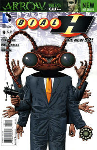 Cover Thumbnail for Dial H for Hero (DC, 2012 series) #9
