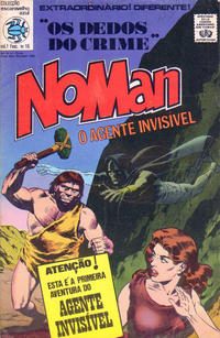 Cover Thumbnail for Escaravelho Azul (Palirex, 1969 ? series) #v1#16