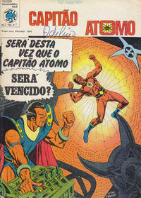 Cover Thumbnail for Escaravelho Azul (Palirex, 1969 ? series) #v2#7