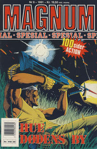 Cover Thumbnail for Magnum Spesial (Bladkompaniet / Schibsted, 1988 series) #9/1991
