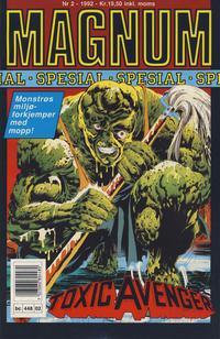 Cover Thumbnail for Magnum Spesial (Bladkompaniet, 1988 series) #2/1992