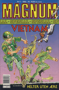 Cover Thumbnail for Magnum Spesial (Bladkompaniet / Schibsted, 1988 series) #3/1992
