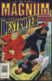 Cover Thumbnail for Magnum Spesial (Bladkompaniet / Schibsted, 1988 series) #4/1992