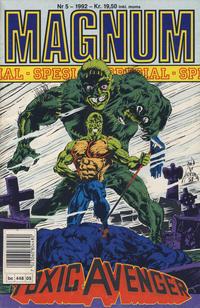 Cover Thumbnail for Magnum Spesial (Bladkompaniet / Schibsted, 1988 series) #5/1992