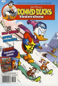 Cover Thumbnail for Donald Ducks Show (Hjemmet / Egmont, 1957 series) #[165] - Vintershow 2013