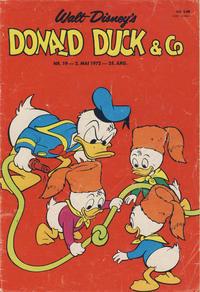 Cover Thumbnail for Donald Duck & Co (Hjemmet / Egmont, 1948 series) #19/1972