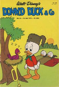 Cover Thumbnail for Donald Duck & Co (Hjemmet / Egmont, 1948 series) #22/1972