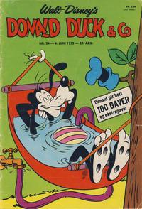 Cover Thumbnail for Donald Duck & Co (Hjemmet / Egmont, 1948 series) #24/1972