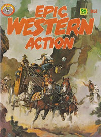 Cover Thumbnail for Epic Western Action (K. G. Murray, 1981 series)