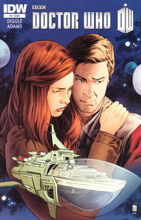 Cover Thumbnail for Doctor Who (IDW, 2012 series) #5