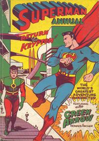Cover Thumbnail for Superman Annual (Atlas Publishing, 1951 series) #1960